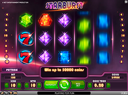 Gratis Starburst spelen